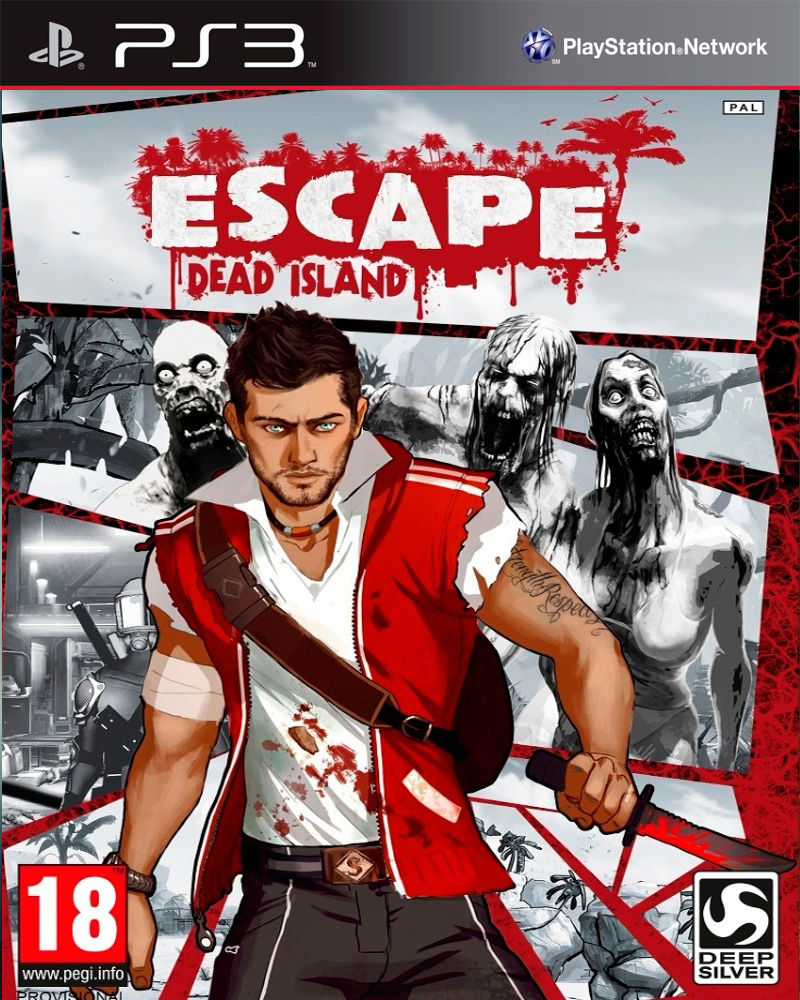 sony 3 dead island escape