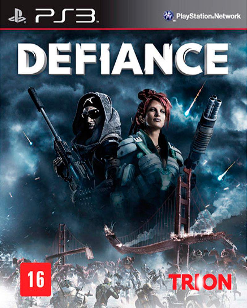sony 3 defiance