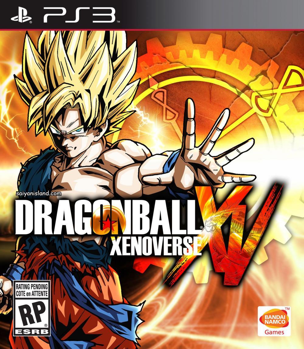 sony 3 dragon ball xenoverse xv