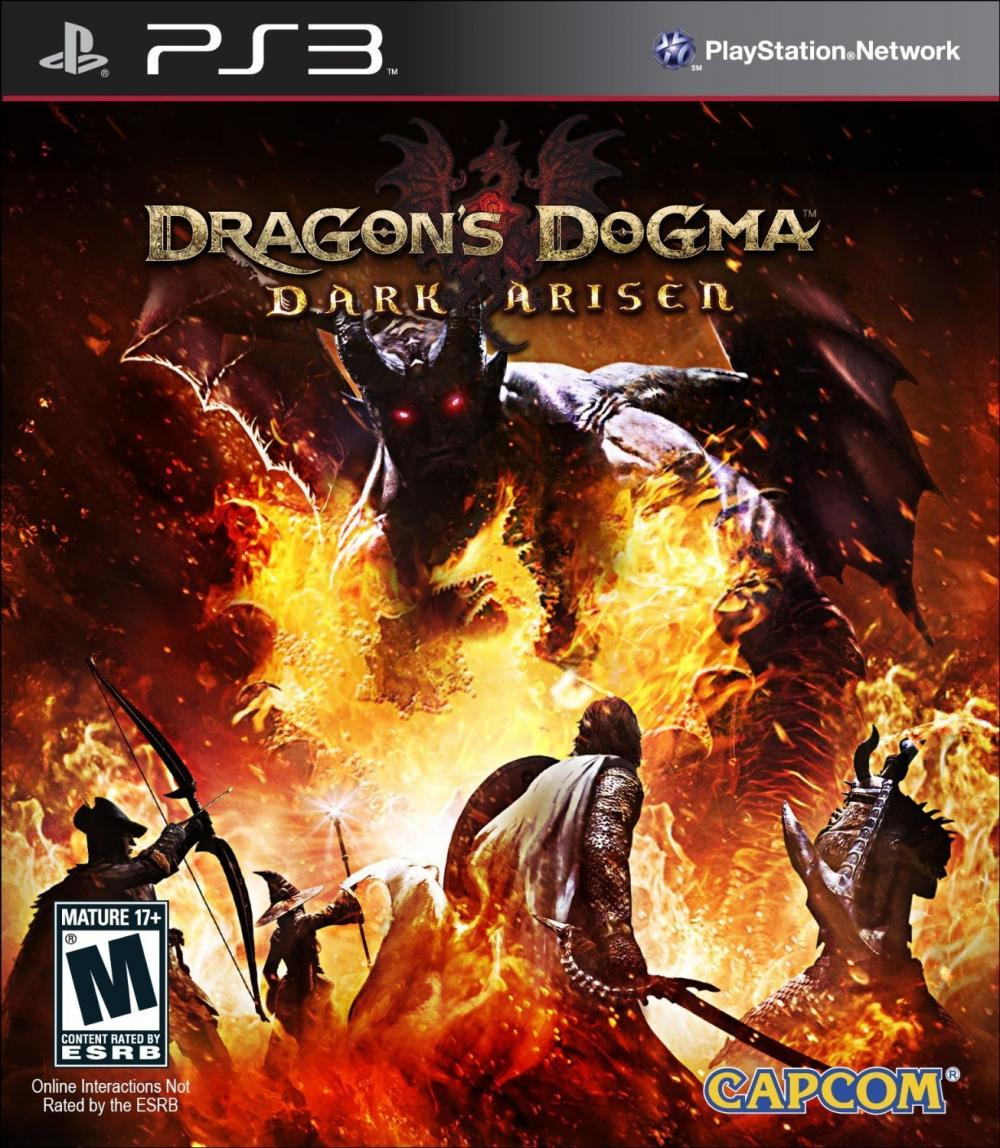 sony 3 dragon s dogma dark arisen