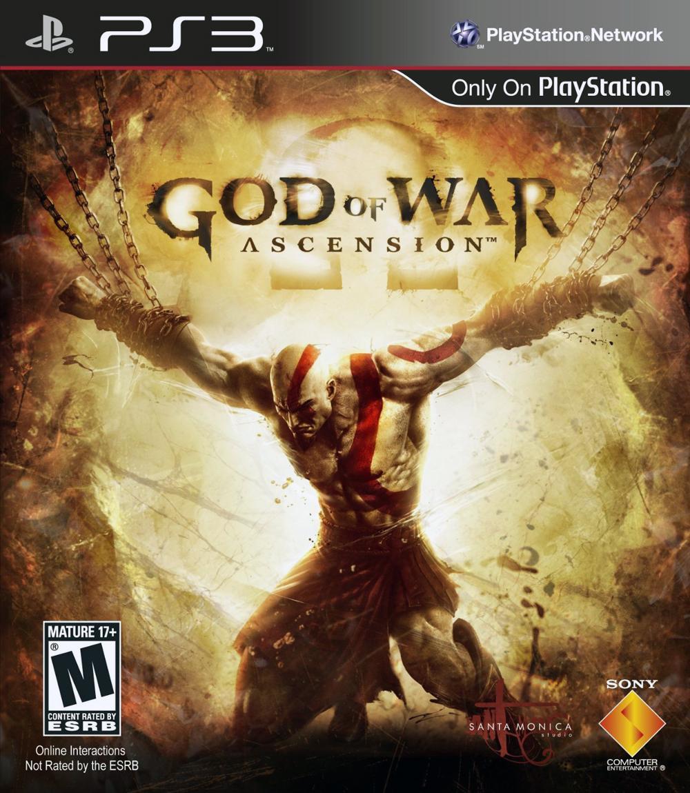 sony 3 god of war ascension