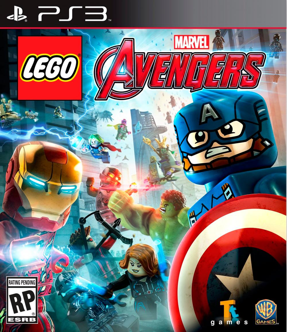 sony 3 lego marvel avengers