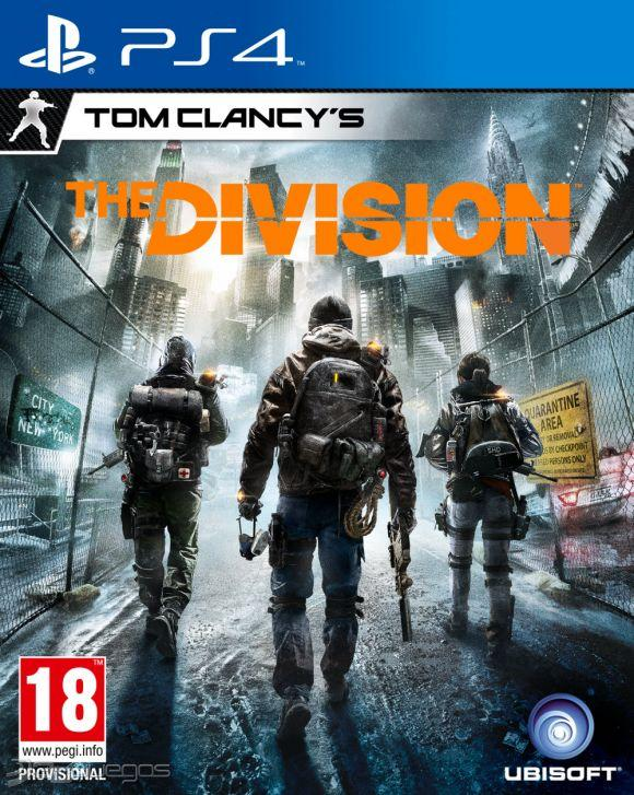 sony4 tc tom the division