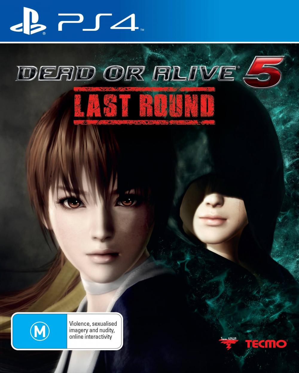 sony4 dead or alive 5 last round