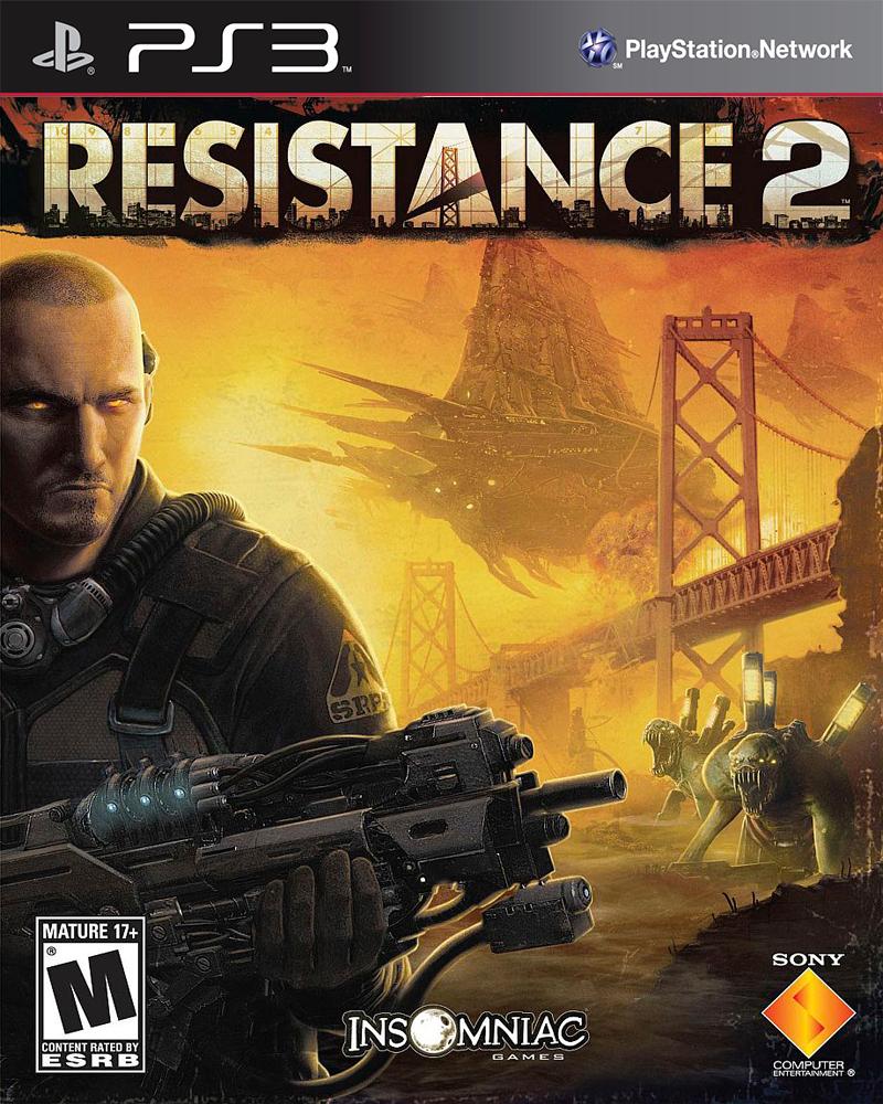 sony 3 resistance 2