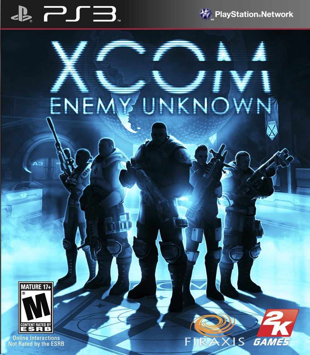 sony 3 xcom enemy uncknown