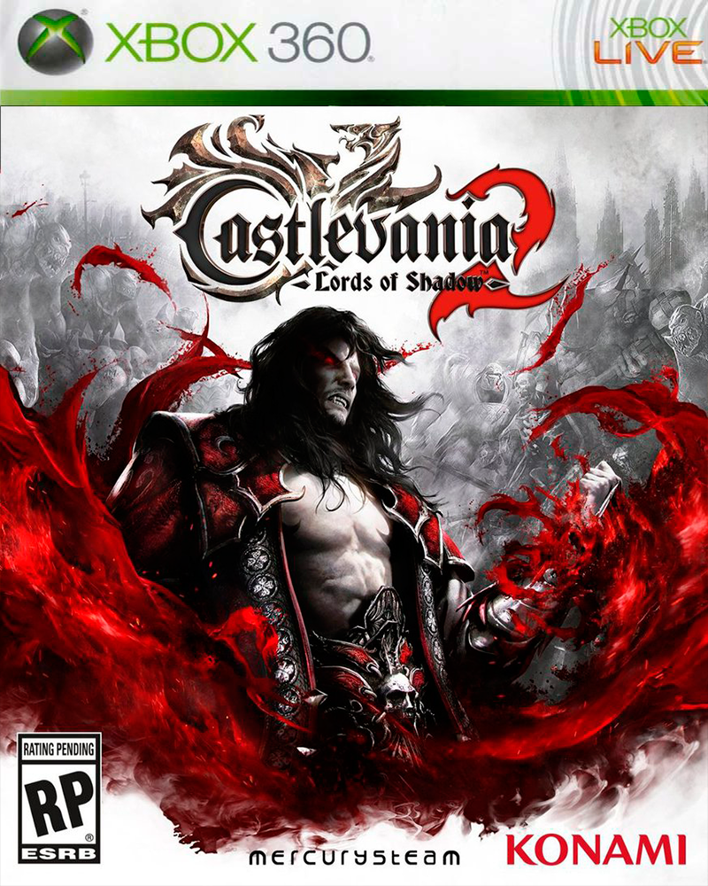 xbox 360 castlevania 2 lords of shadow 2