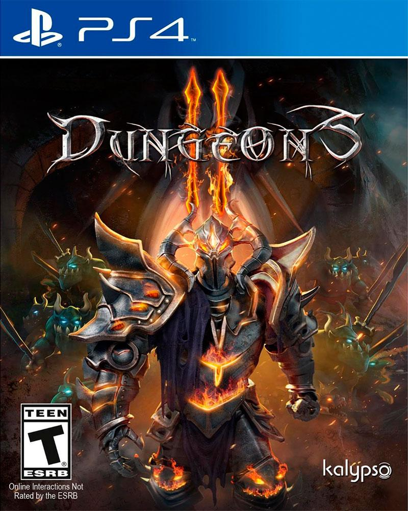 sony4 dungeon 2 dlc new