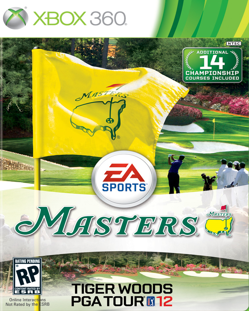 xbox 360 tiger woods