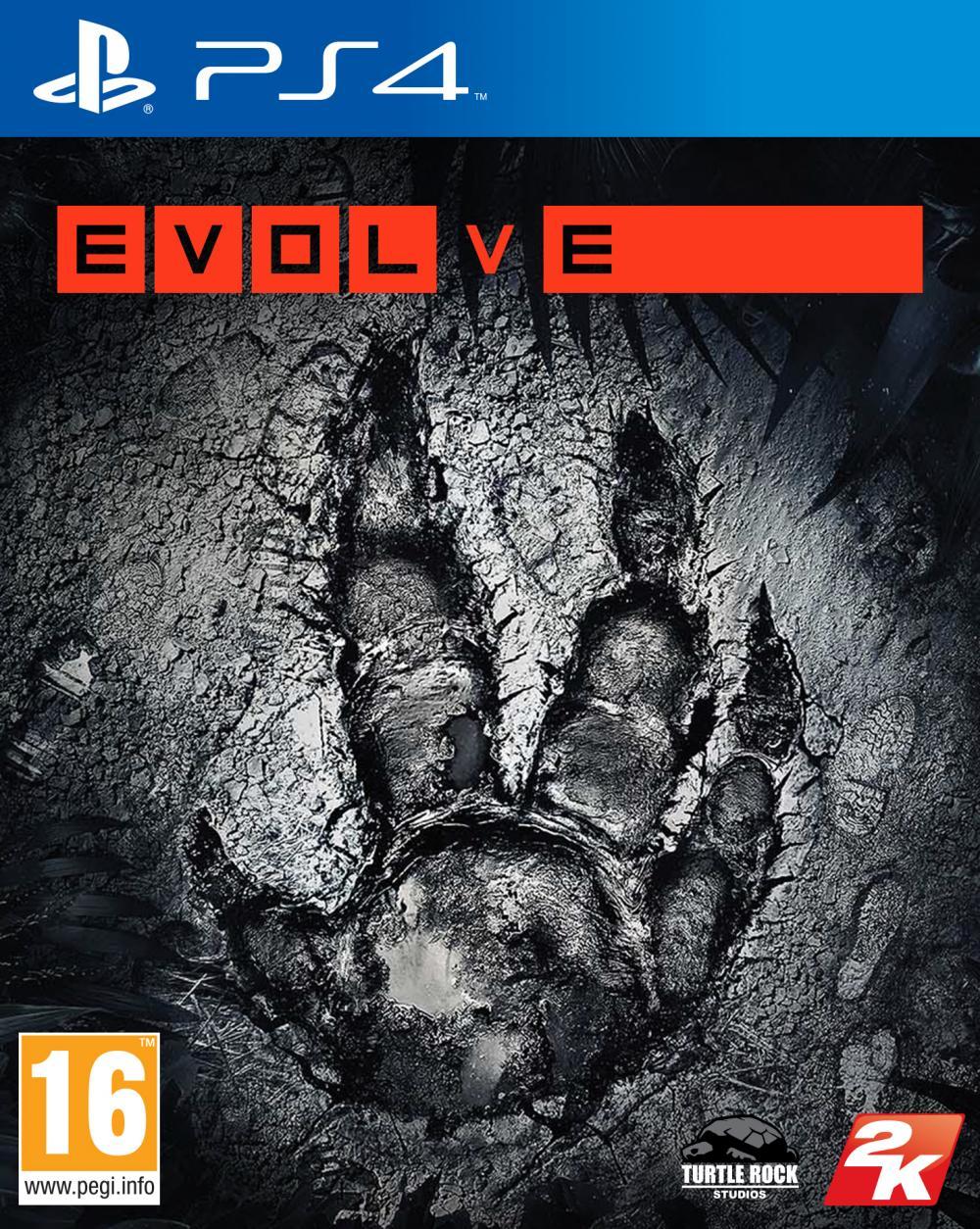 sony4 evolve