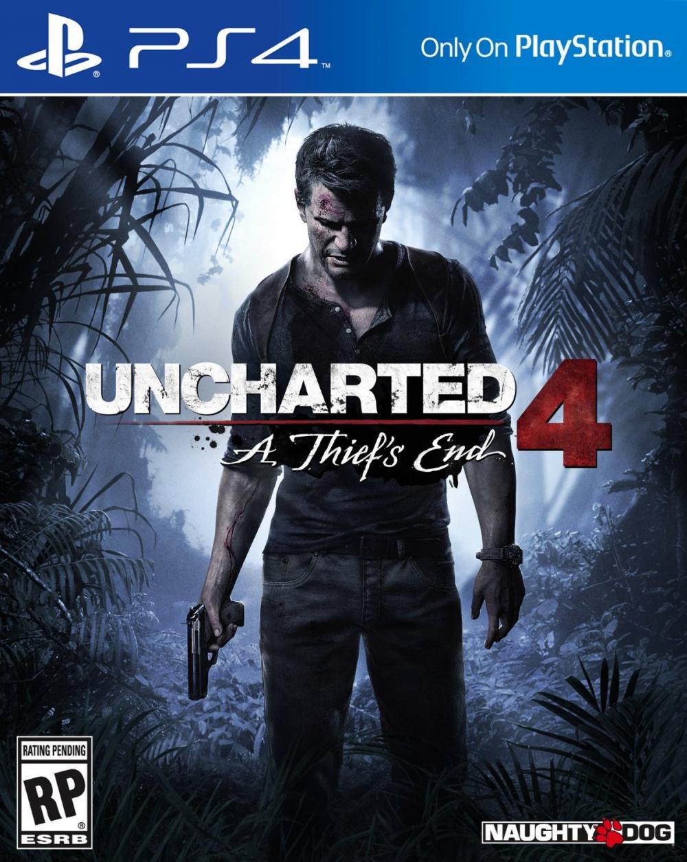 sony4 uncharted 4 thiefs