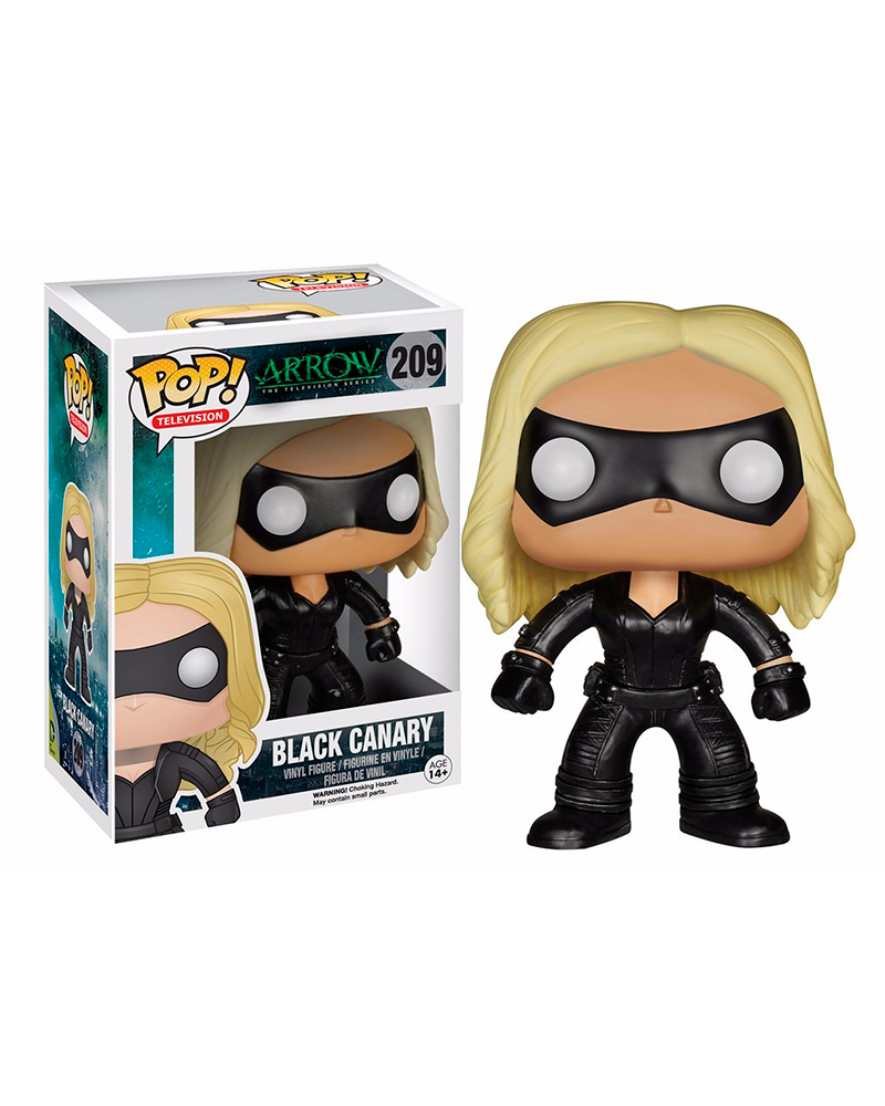 pop arrow 209 black canary 5342