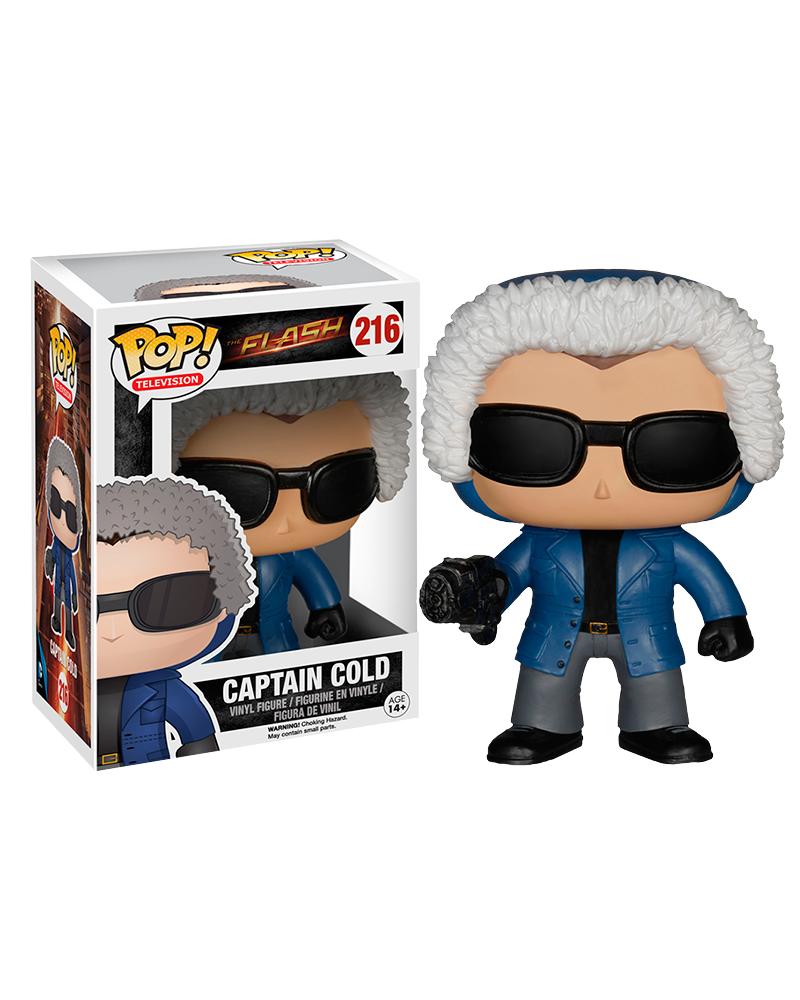pop flash 216 captain cold 5405