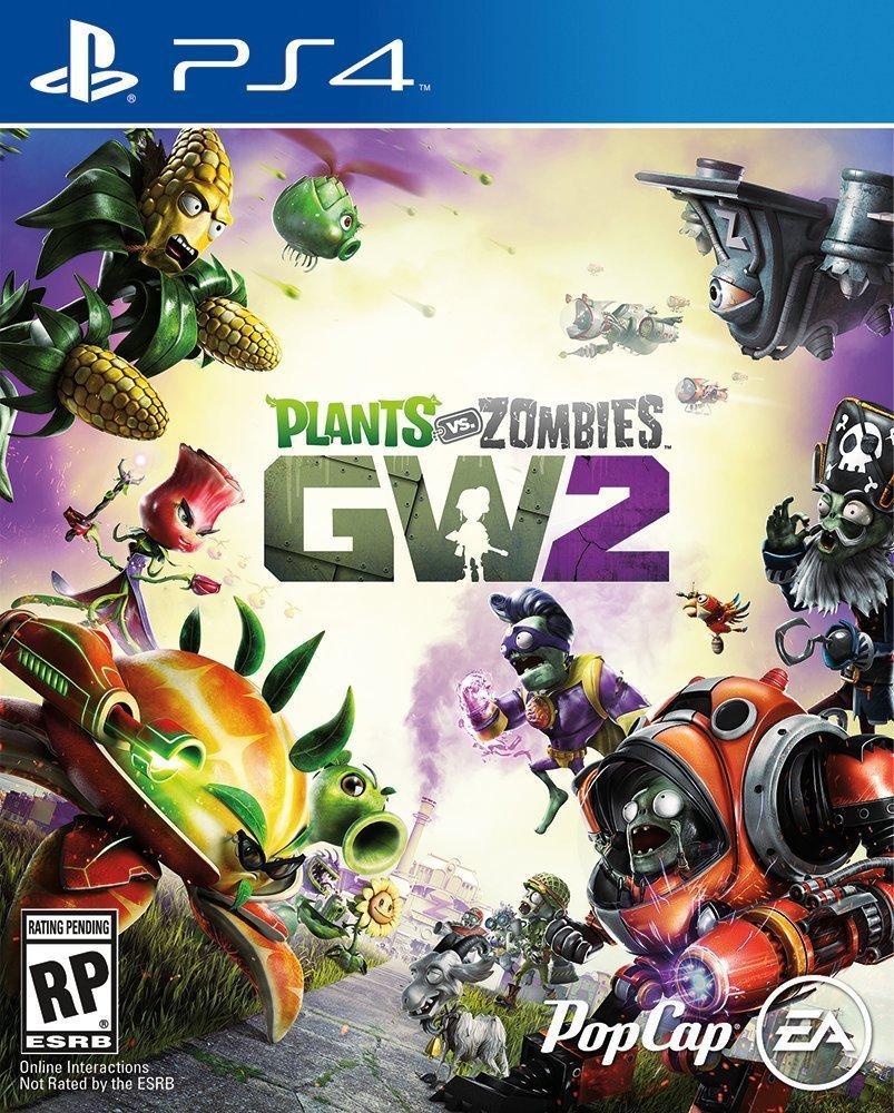 sony4 plants vs zombies 2