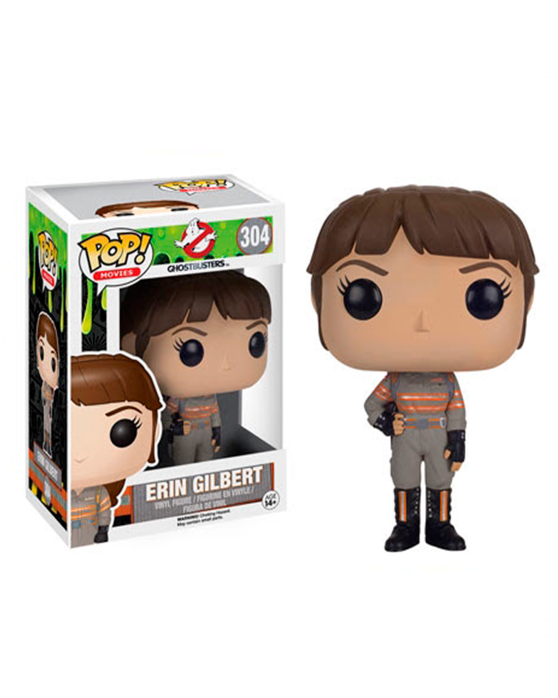 pop ghostbusters 304 erin gilbert 7624