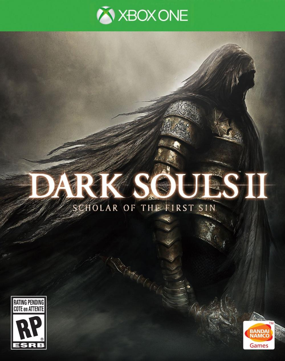 xbox one dark souls 2 scholar the first
