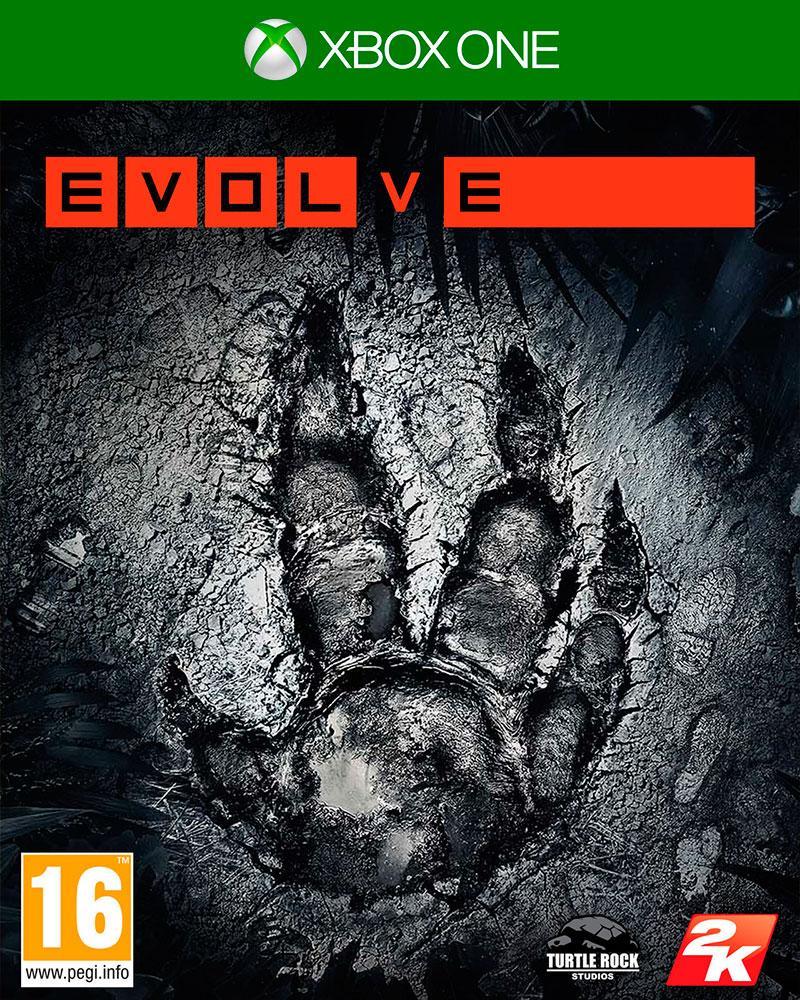 xbox one evolve