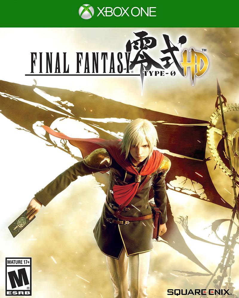 xbox one final fantasy type 0 hd
