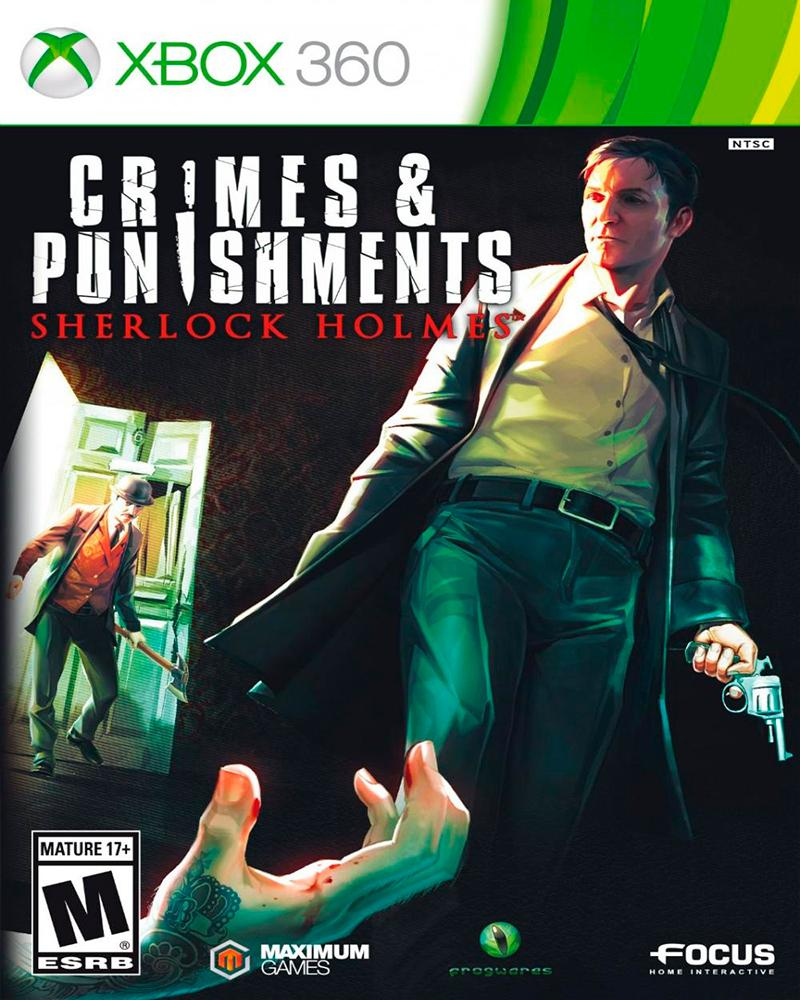 xbox 360 crimes   punishments sherlock holmes