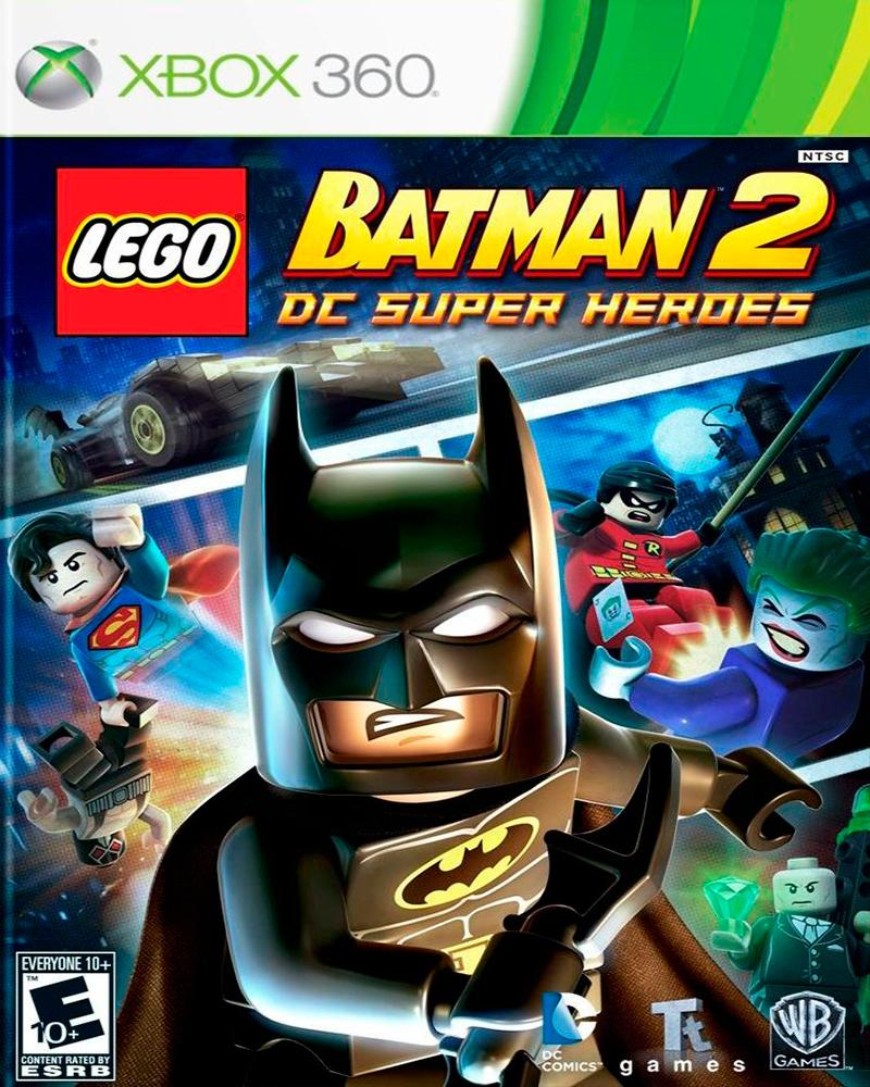 Xbox 360 lego batman 2 tvgamepy for Codigos de lego batman