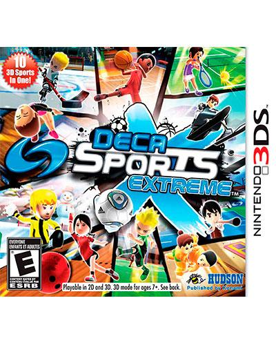 ds 3d deca sports extreme