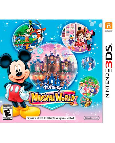 ds 3d disney magical world