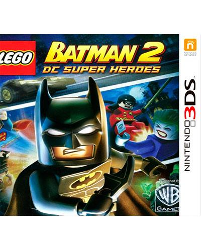 ds 3d lego batman 2