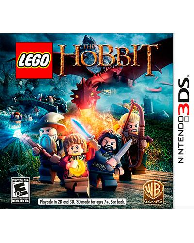 ds 3d lego the hobbit