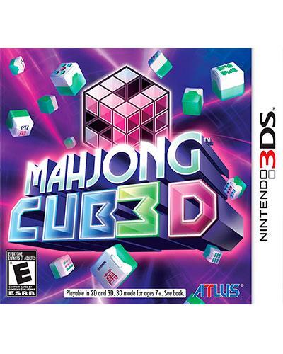 ds 3d mahjong cub