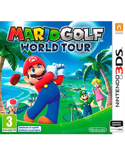 ds 3d mario golf word