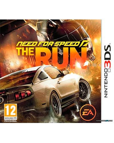 ds 3d need for speed the run
