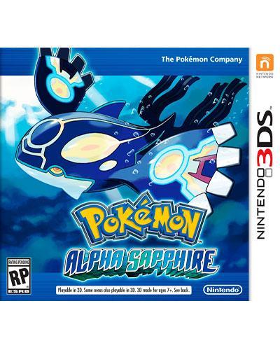 ds 3d pokemon alpha sapphire