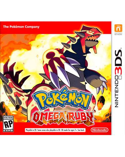 ds 3d pokemon omega ruby