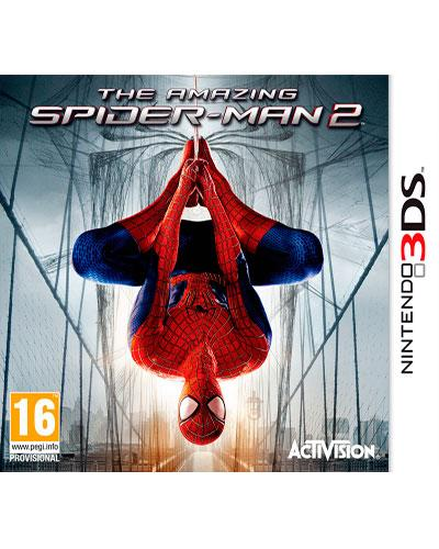 ds 3d the amazing spider man 2