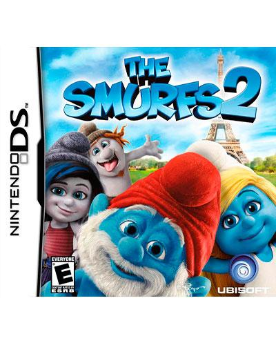 ds the smurfs 2