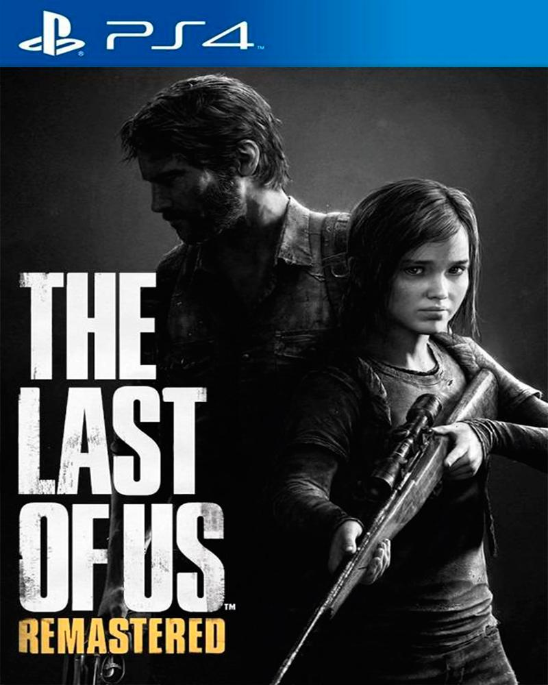 sony4 the last of us remastered