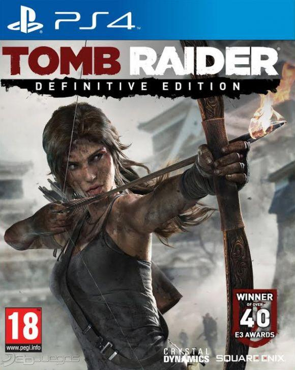 sony4 tomb raider definitive edition