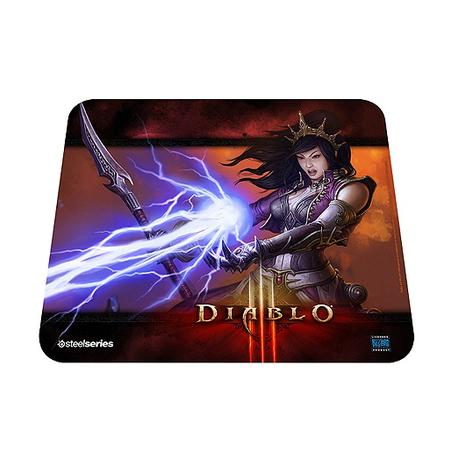 acs mouse pad steel diablo 3 witch 67223