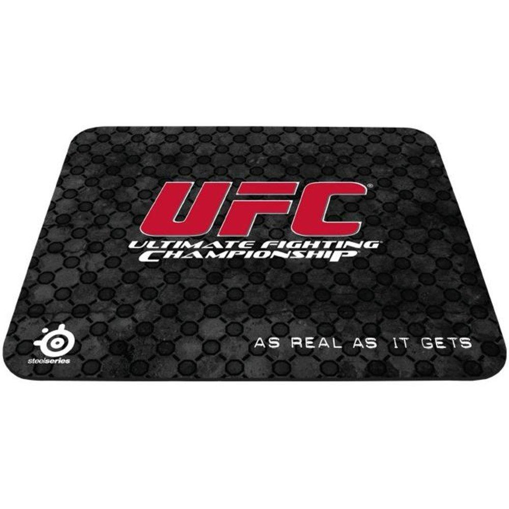 acs mouse pad steel qck ufc brand 013307