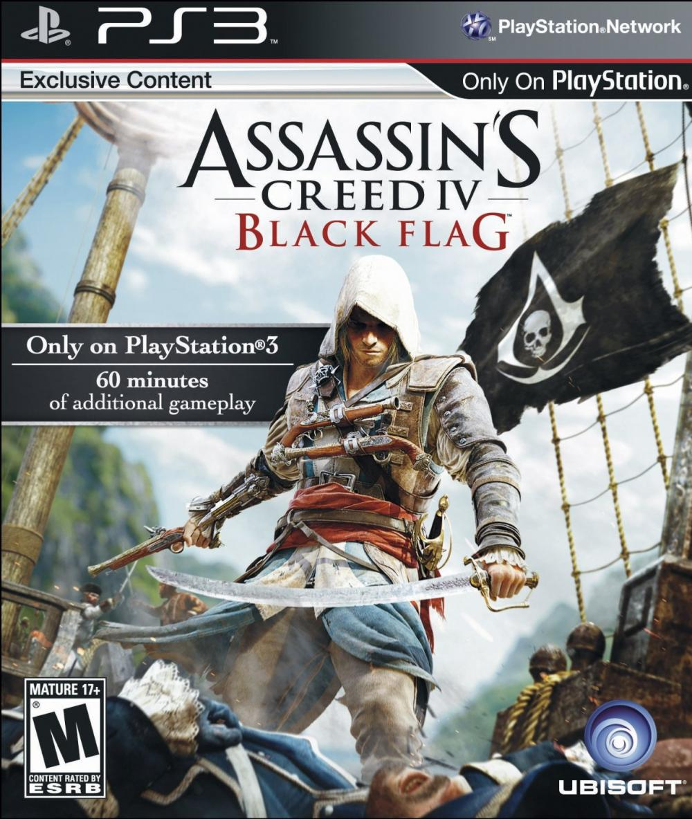 sony 3 assassin s creed iv black flag