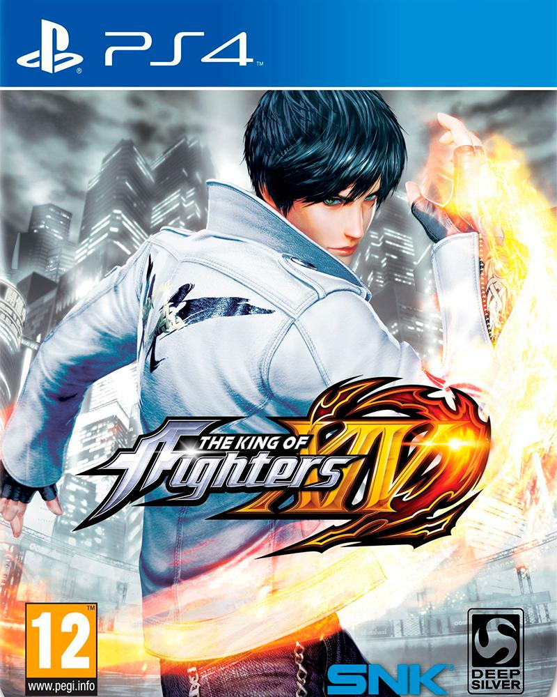 sony4 the king of fighters xiv