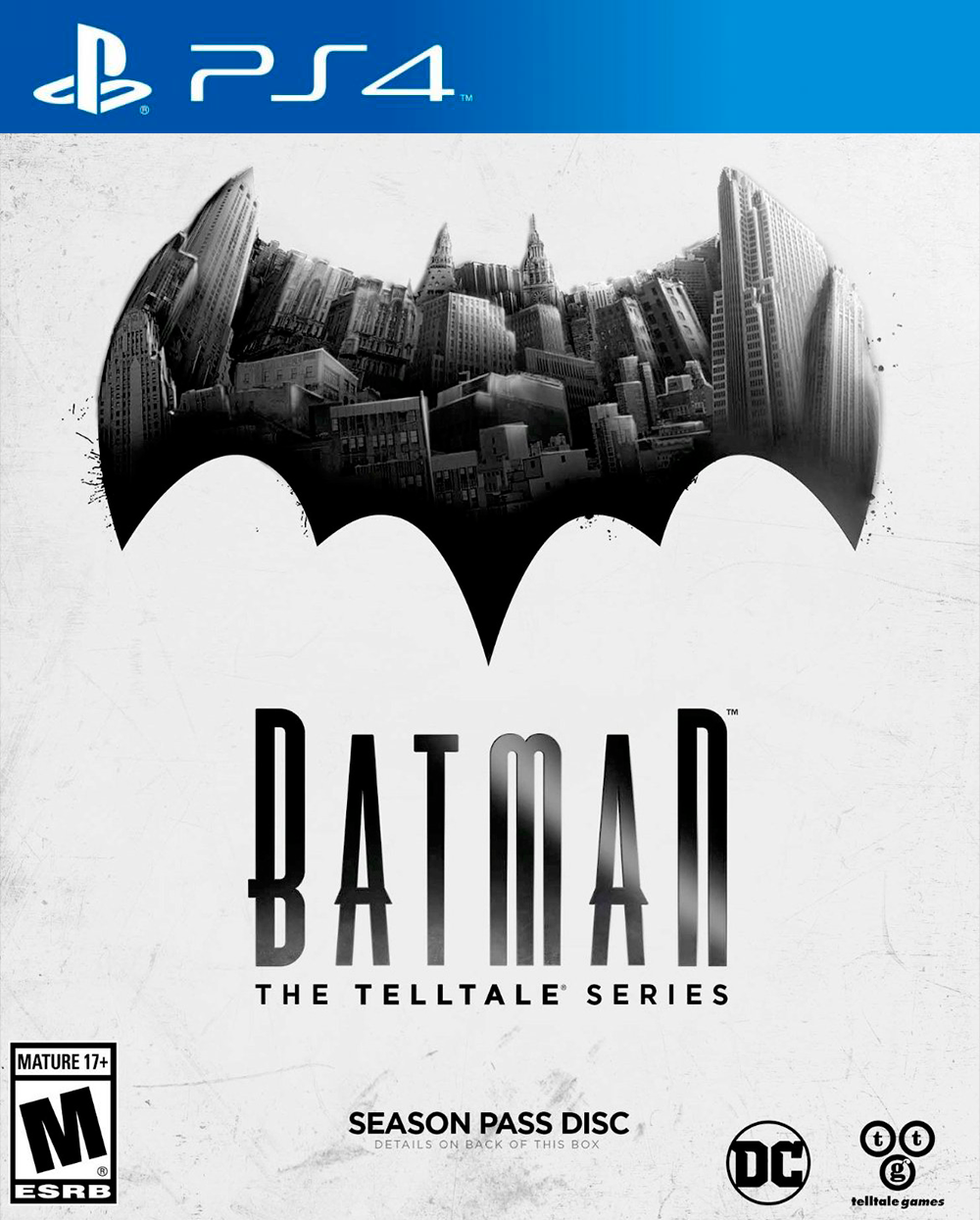 sony4 batman telltale series