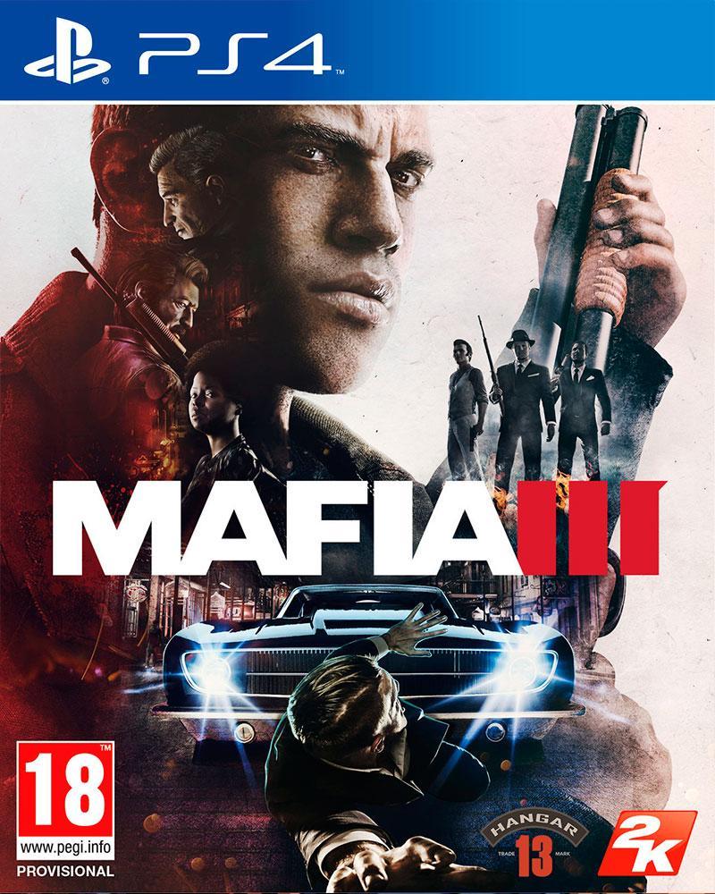 sony4 mafia 3