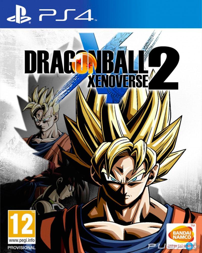 sony4 dragon ball xenoverse 2