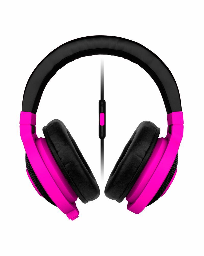 razer headset kraken mobile purple 01400500