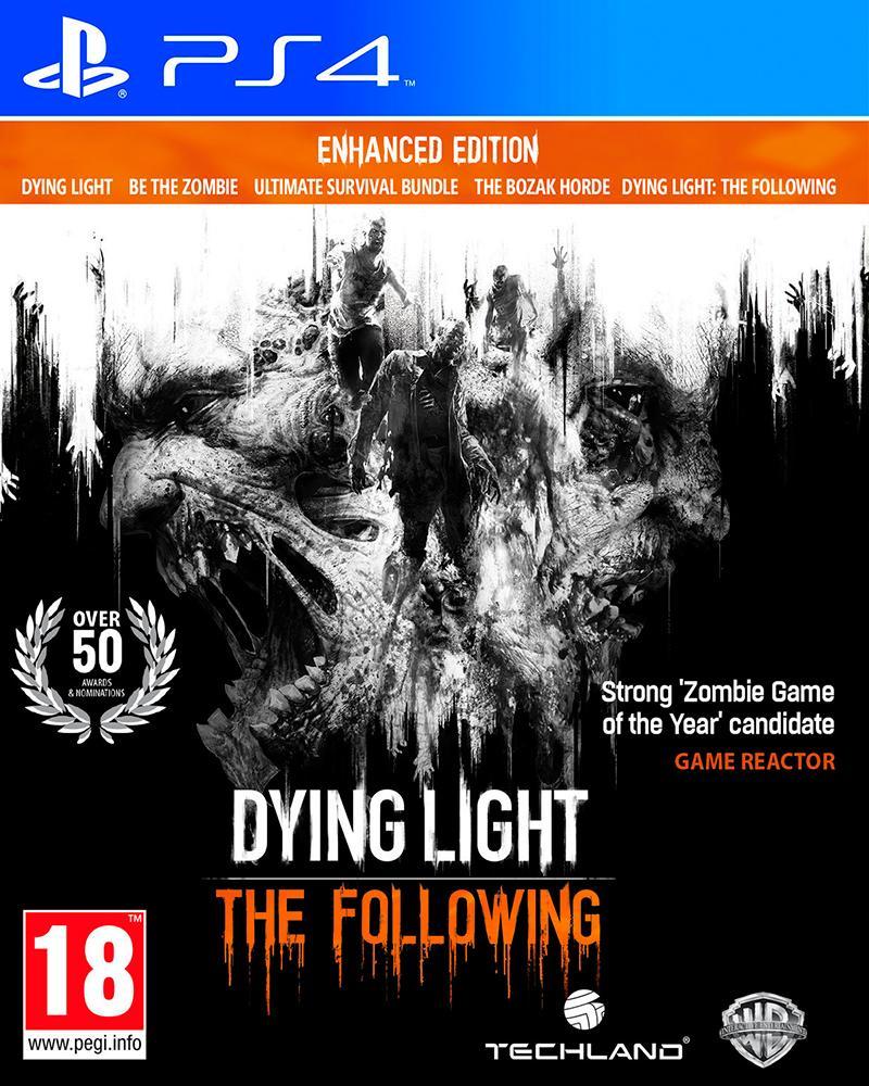 sony4 dying light enhanced ed