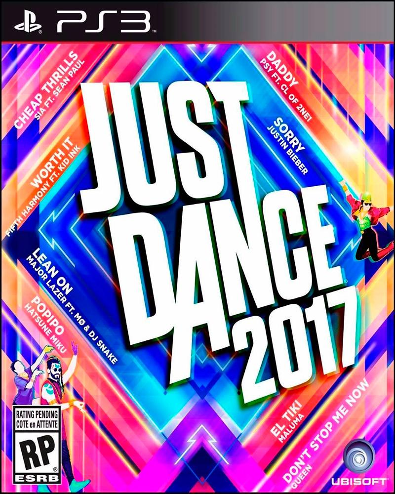 sony 3 m   just dance 2017