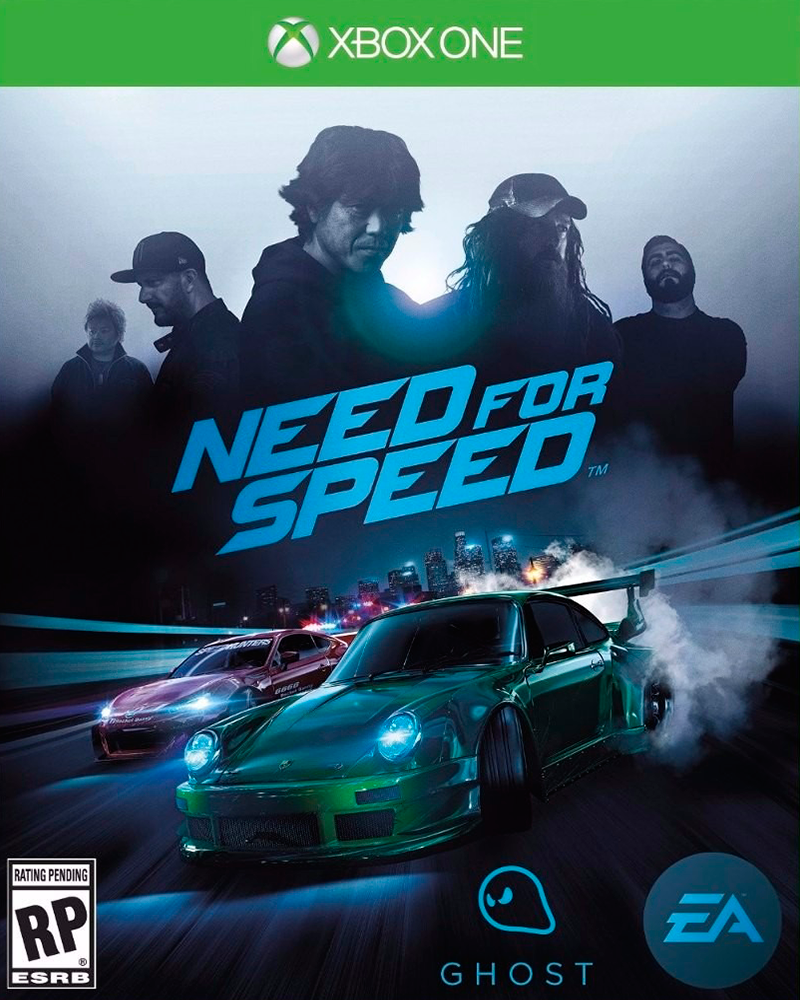 xbox one need for speed new