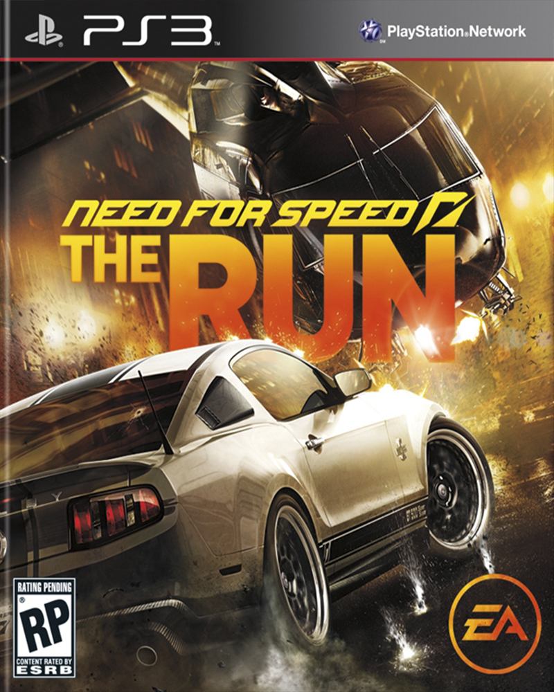 sony 3 need for speed the run