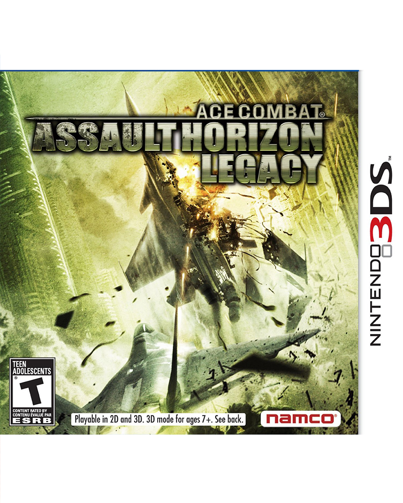 ds 3d asce combat assault horizon legacy